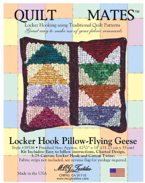MCG Textiles Item 38590 Locker Hooking Tool