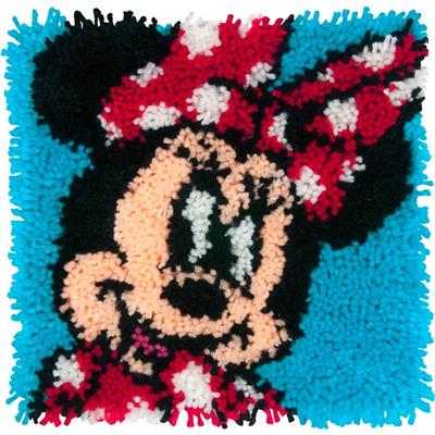 Everything Latch Hook Minnie Mouse